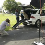 17.08.2012 -Karlie Mercedes100